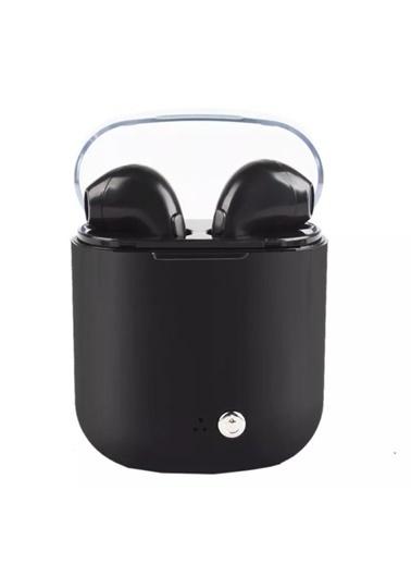 Platoon I7s Tws  4.2 Stereo Bluetooth Kulaklık - Şarj Üniteli Siyah